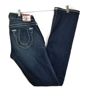True Religion section Johnny Big T women's jeans